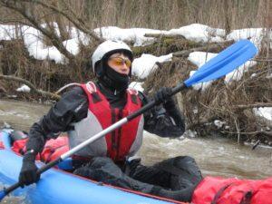 Прокат снаряжения для сплава по реке
