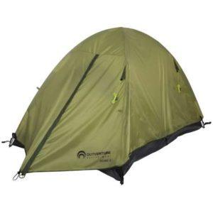 Аренда 2-х местных палаток