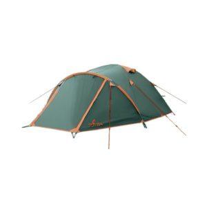 Аренда 3-х местных палаток