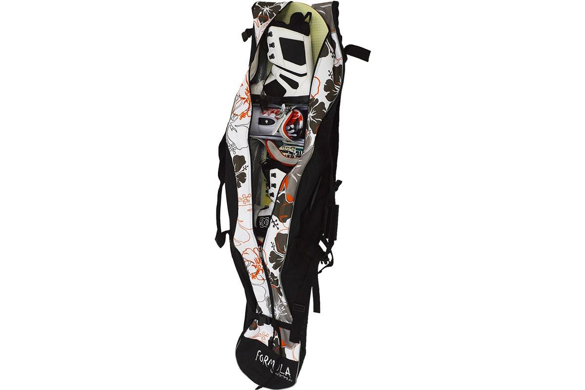 Прокат чехлов для лыж и сноуборда.